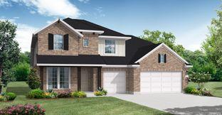 Logan II - Carneros Ranch: Leander, Texas - Coventry Homes