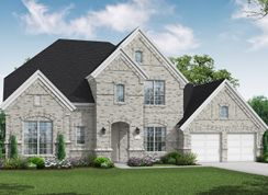 Ames - Harvest 70' Homesites: Argyle, Texas - Coventry Homes