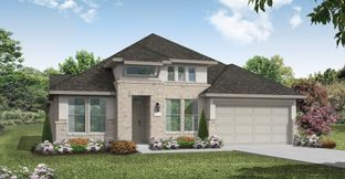 Anson - Cane Island 55': Katy, Texas - Coventry Homes