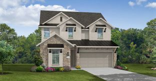 Coldspring - Wolf Ranch 46' Patio Homes: Georgetown, Texas - Coventry Homes