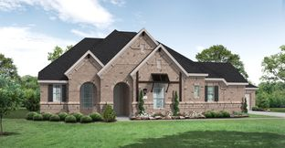 Hedley - Wildridge 70' Homesites: Oak Point, Texas - Coventry Homes