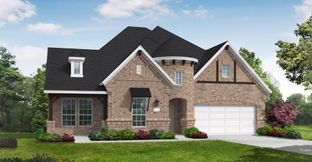 Toledo Bend II - South Pointe Manor Series: Mansfield, Texas - Coventry Homes