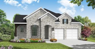 Brownsville II - The Ridge: Northlake, Texas - Coventry Homes