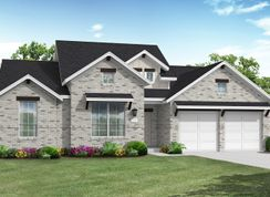 Magnolia - Cambridge Crossing: Celina, Texas - Coventry Homes