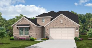 Wellington - Marine Creek Ranch 50' Homesites: Fort Worth, Texas - Coventry Homes