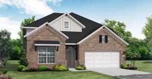 Cleveland - Seventeen Lakes 50' Homesites: Roanoke, Texas - Coventry Homes