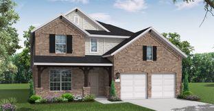 Benbrook - Union Park: Aubrey, Texas - Coventry Homes