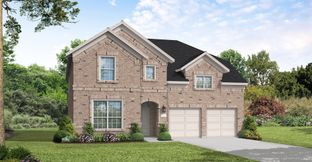Jourdanton - Seventeen Lakes 50' Homesites: Roanoke, Texas - Coventry Homes