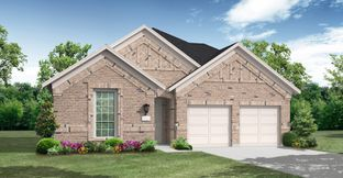 Brownsville II - South Pointe Manor Series: Mansfield, Texas - Coventry Homes