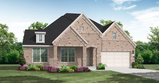 Gorman - South Pointe Manor Series: Mansfield, Texas - Coventry Homes