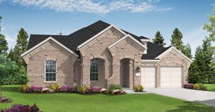 Double Oak II - South Pointe Manor Series: Mansfield, Texas - Coventry Homes