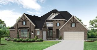 Tuscola II - South Pointe Manor Series: Mansfield, Texas - Coventry Homes