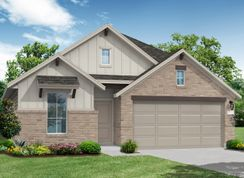 Girard - Legend Point: New Braunfels, Texas - Coventry Homes