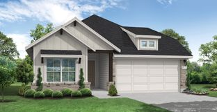 Parker - Overlook at Creekside: New Braunfels, Texas - Coventry Homes