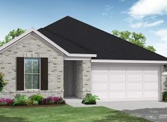 Parker - Stillwater Ranch 45': San Antonio, Texas - Coventry Homes