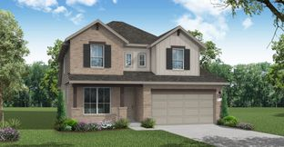 Beaumont - Legend Point: New Braunfels, Texas - Coventry Homes