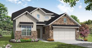 Goodrich - Bindseil Farms: Schertz, Texas - Coventry Homes