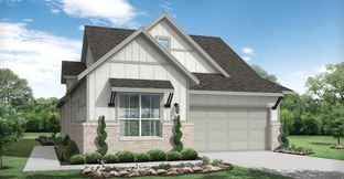Barstow - Wolf Ranch 46' Patio Homes: Georgetown, Texas - Coventry Homes