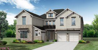 Hemphill - Edgestone at Legacy: Frisco, Texas - Coventry Homes