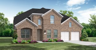 Eagle Mountain II - South Pointe Manor Series: Mansfield, Texas - Coventry Homes