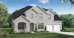 Caddo II - South Pointe Manor Series: Mansfield, Texas - Coventry Homes