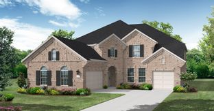Lockhart - Sandbrock Ranch: Aubrey, Texas - Coventry Homes
