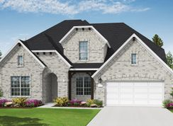 Dayton - Barrington at Lantana 50' Homesites: Lantana, Texas - Coventry Homes