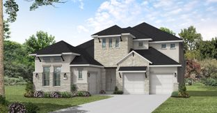 Montague - Edgestone at Legacy: Frisco, Texas - Coventry Homes