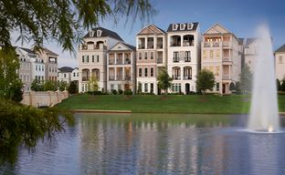 Somerset Green by Coventry Homes in Houston Texas