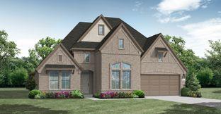 Bremond - Barrington at Lantana 50' Homesites: Lantana, Texas - Coventry Homes