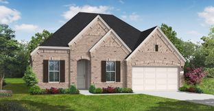 Hart - Park/Lakeside at Blackhawk 70': Pflugerville, Texas - Coventry Homes