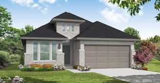 Troy - Stillwater Ranch 45': San Antonio, Texas - Coventry Homes