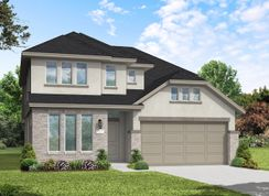 Milano - Stillwater Ranch 45': San Antonio, Texas - Coventry Homes