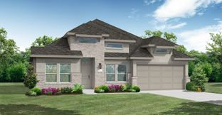 Alpine - The Meadows at Imperial Oaks 60': Conroe, Texas - Coventry Homes