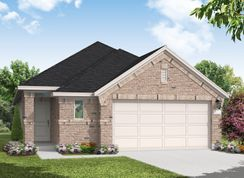 Elgin - The Meadows at Imperial Oaks 40': Conroe, Texas - Coventry Homes