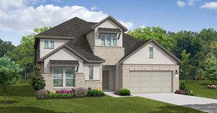 Lumberton - The Meadows at Imperial Oaks 60': Conroe, Texas - Coventry Homes