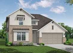 Sealy - Overlook at Creekside: New Braunfels, Texas - Coventry Homes