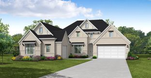 Crockett - Wildridge 70' Homesites: Oak Point, Texas - Coventry Homes