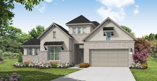 Thomaston - Grand Mission Estates 40': Richmond, Texas - Coventry Homes