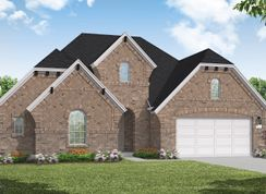 Newark - Sandbrock Ranch: Aubrey, Texas - Coventry Homes