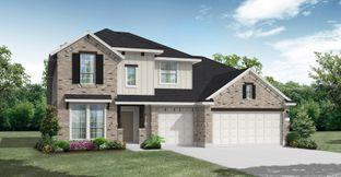 Logan II - Paloma Lake 65': Round Rock, Texas - Coventry Homes