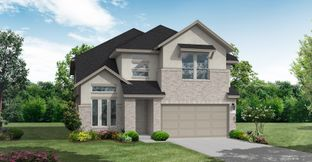Coupland - The Meadows at Imperial Oaks 50': Conroe, Texas - Coventry Homes