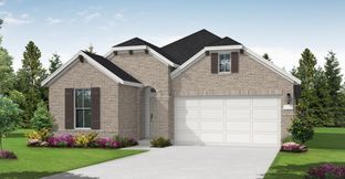 Kendalia - Stillwater Ranch 45': San Antonio, Texas - Coventry Homes