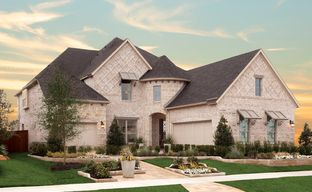 Saddle Star Estates by Coventry Homes in Dallas Texas