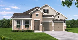 Brownsville - Canyon Falls 60': Northlake, Texas - Coventry Homes