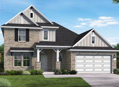 Collin - Artavia 55': Conroe, Texas - Coventry Homes