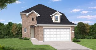 Riviera - The Meadows at Imperial Oaks 40': Conroe, Texas - Coventry Homes