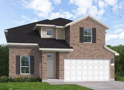 Summerfield - Legend Point: New Braunfels, Texas - Coventry Homes