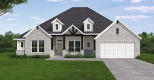 Chilton - Double Eagle Ranch: Cedar Creek, Texas - Coventry Homes