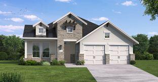 Burkburnett - Union Park: Aubrey, Texas - Coventry Homes
